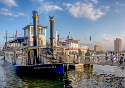The Myrtles at Olde Towne-boats